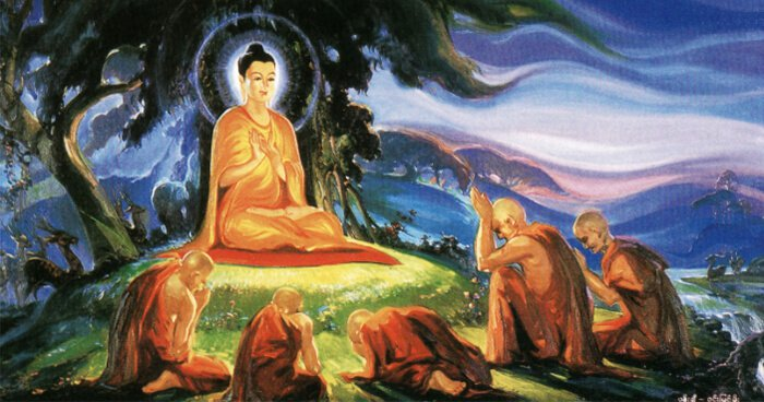 The hidden teaching of Buddha