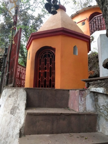 Padampuri ashram
