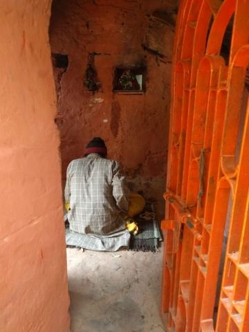 Padampuri Ashram prayer