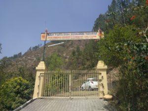 Kakrighat-ashram